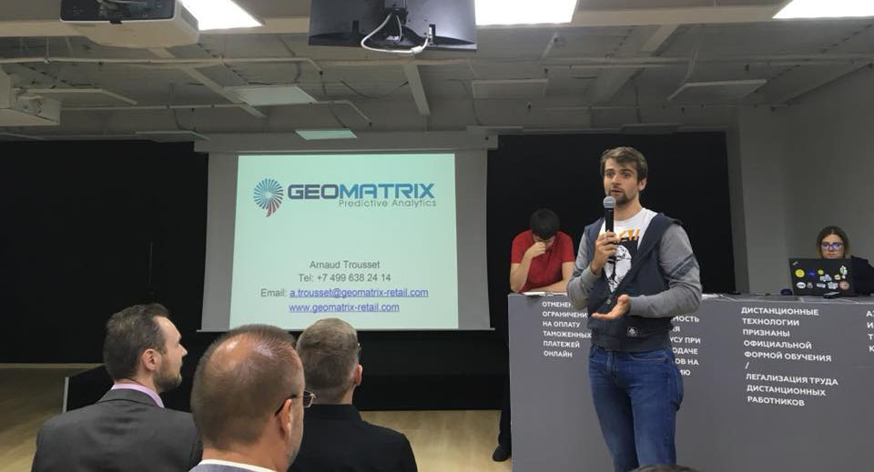 Geomatrix 125th Startup Battle